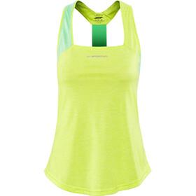 La Sportiva W's Dakota Tank Apple Green/Jade Green